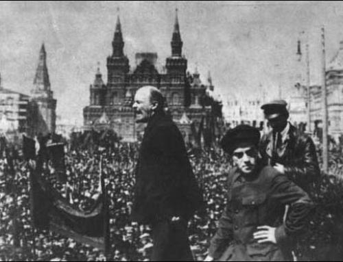 Τα καθήκοντα του προλεταριάτου στην τωρινή επανάσταση (Θέσεις του Απρίλη)