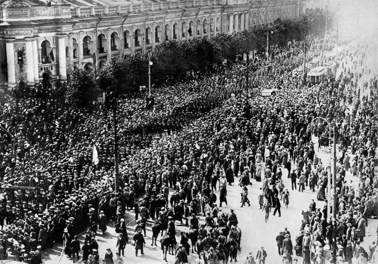 Οι κυριότεροι σταθμοί στην Ιστορία του Μπολσεβικισμού