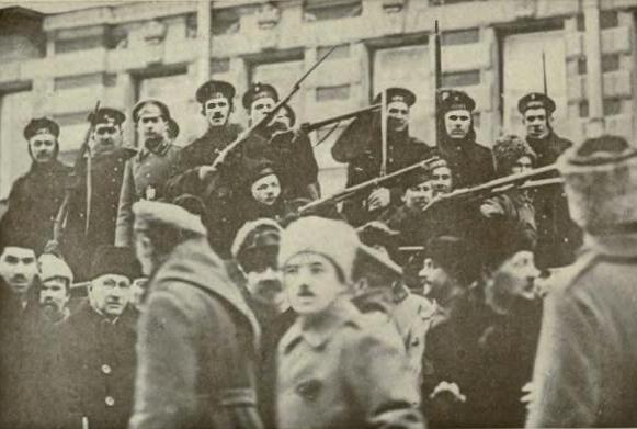 Προκήρυξη της Στρατιωτικής Επαναστατικής Επιτροπής: Προς τους πολίτες της Ρωσίας