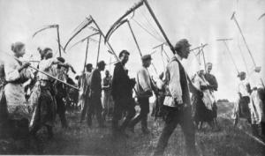 Αγρότες στην προ-επαναστατική Ρωσία