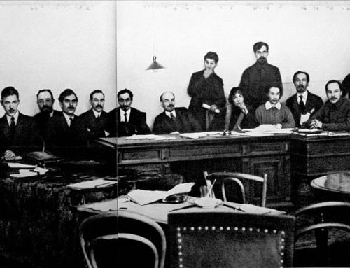 ΙΙ Πανρωσικό Συνέδριο των Σοβιέτ: Απόφαση για το σχηματισμό εργατοαγροτικής κυβέρνησης