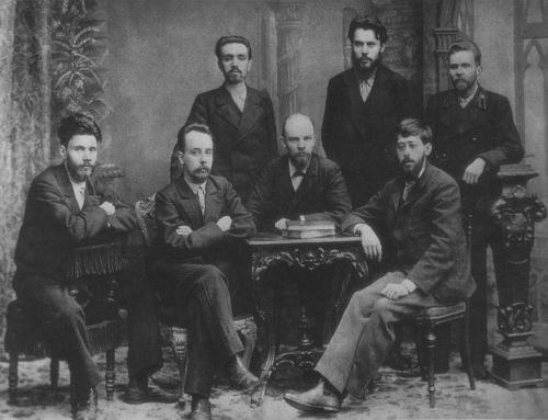 """1895: Η """"Ένωση Αγώνα για την απελευθέρωση της εργατικής τάξης"""""""