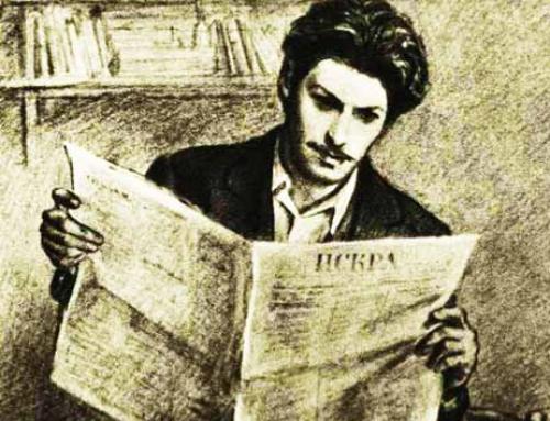 1900: Έκδοση της Ίσκρα
